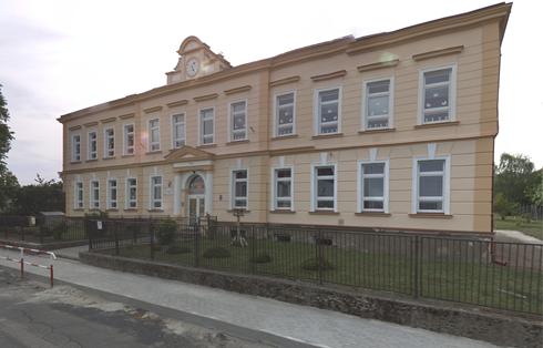 Budova 1.stupně základní školy