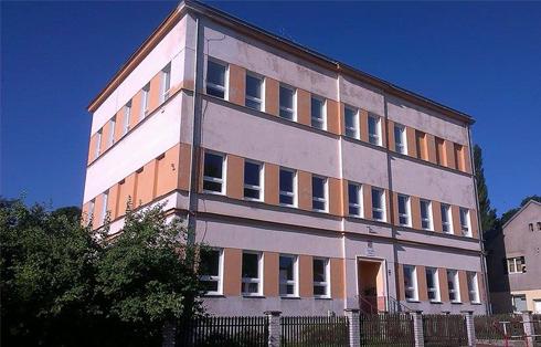 Budova 2.stupně základní školy
